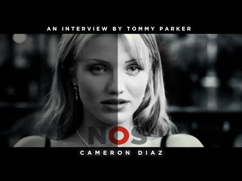 Cameron Diaz and Tommy Parker