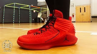 Air Jordan 32 XXXII Performance Review (Lit Edition)
