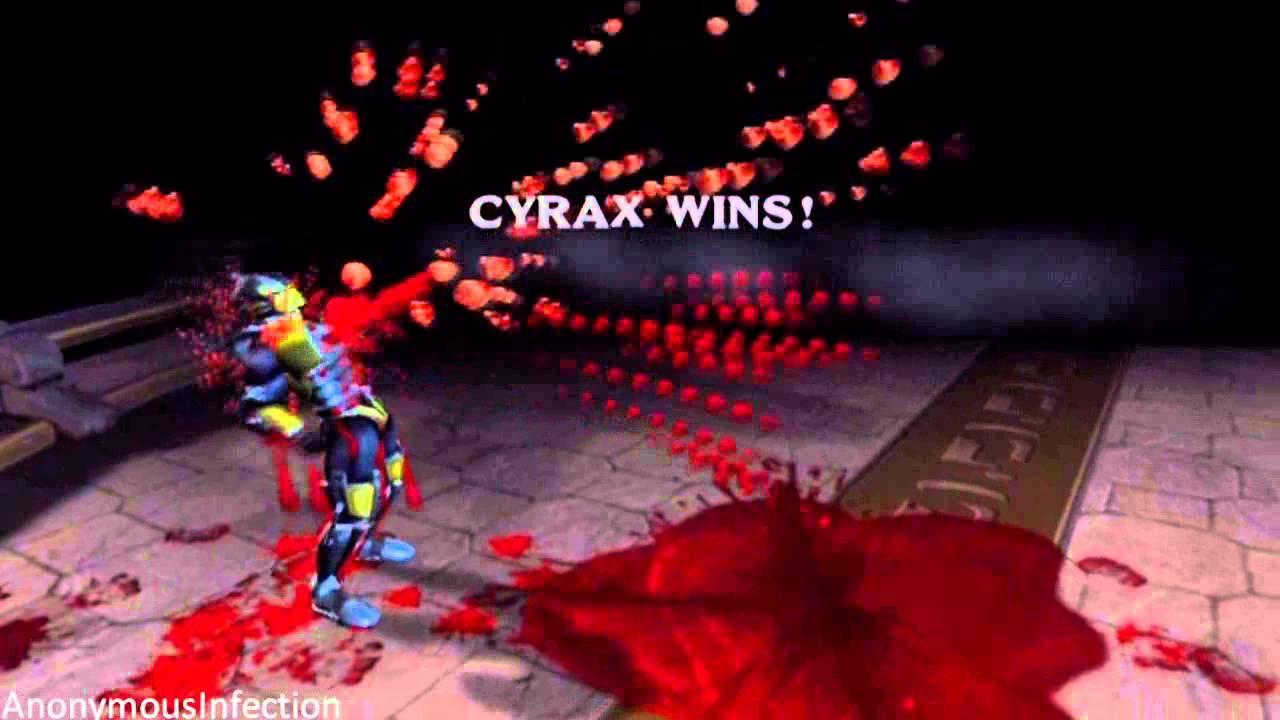 Mortal kombat release date