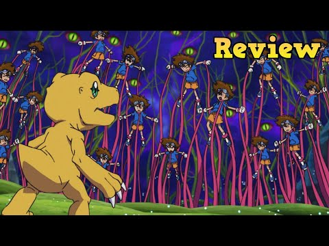 Review zu Folge 57 von Digimon Adventure(2020)