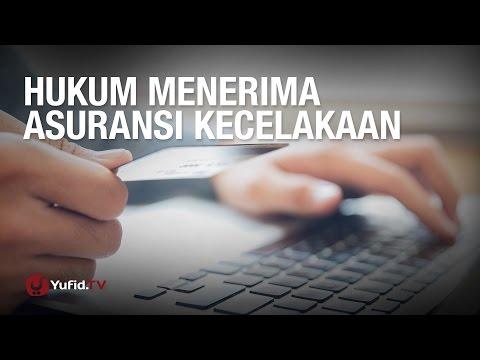 Konsultasi Syariah: Hukum Menerima Asuransi Kecelakaan - Ustadz Abdul Barr Kaisinda