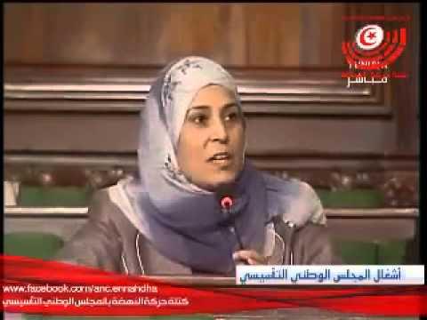 image vidéo نائبة تطالب بايقاف كمال لطيف