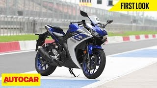 Yamaha YZF-R3 | First Look | Autocar India