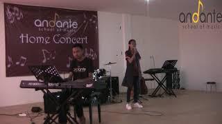 Menunggu Kamu - Anji (Cover) Raihan Feat. Mahameru | Home Concert Andante Music Metro