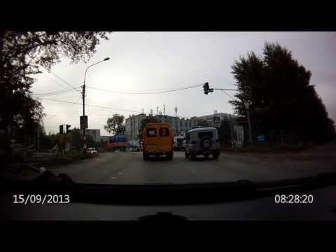 Highscreen Black Box Drive (утро, HD 1280x720p25)