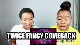 TWICE FANCY MV REACTION