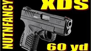 """""""Springfield XDS: The 60 yd Pocket Pistol"""" by Nutnfancy [FULL REVIEW]"""