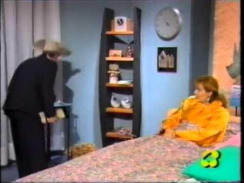 Bobo Lucchesi & Patrizia Rossetti televendite Clic Clac (parodia di Larry Hagman)