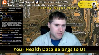 All Your Health Data Belongs to Us! Weekly News Roundup