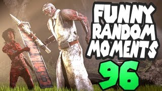 Dead by Daylight funny random moments montage 96
