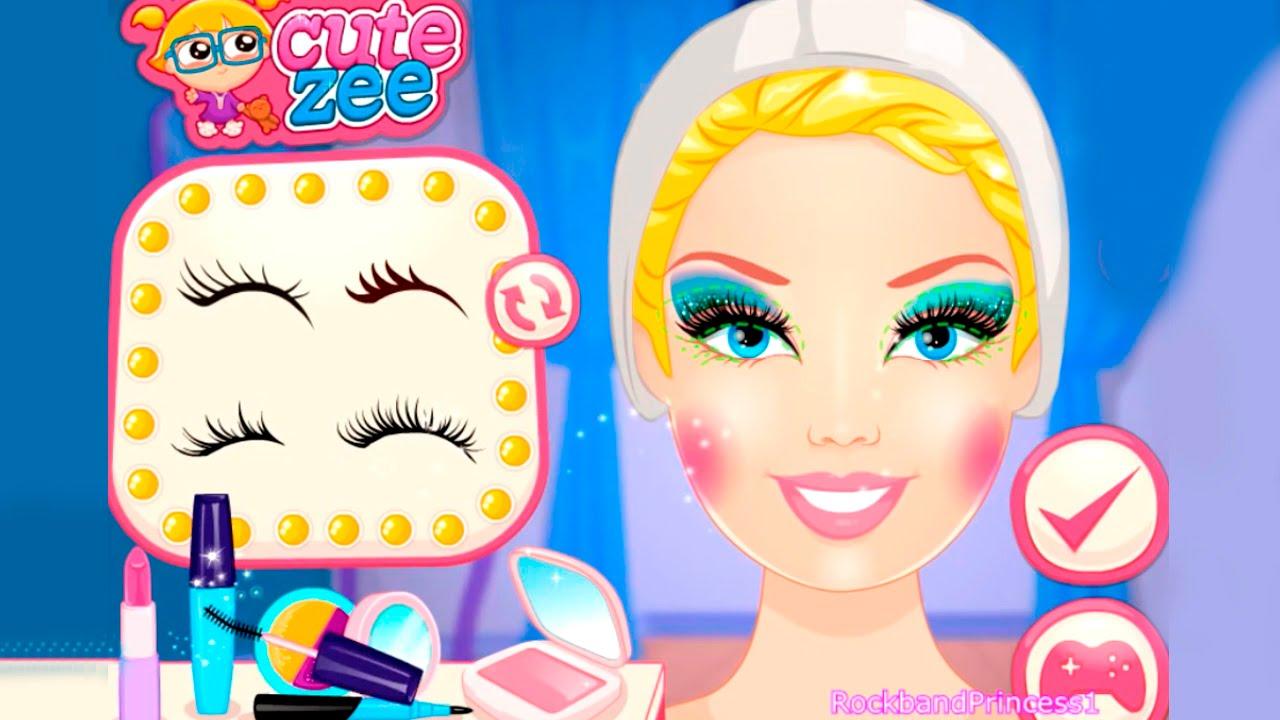 Barbie Spiele f