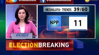 Northeast assembly election results 2018: Congress may lose power in Meghalaya
