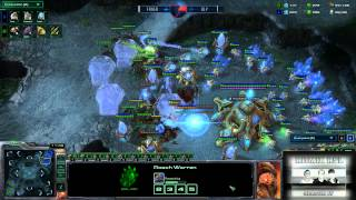 RoX.KIS.Fraer vs AcerBly Ritmix RSL 4 Losers Bracket Round 2 - [Starcraft II]