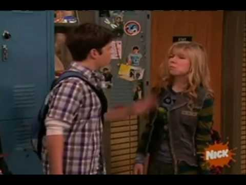iCarly: Sam and Freddie Fighting - Picture to Burn