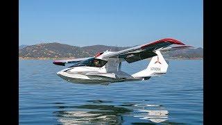 Icon A5 Demo Flight