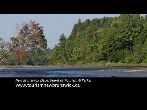 "The New Brunswick Adventures - Season 1 - episode 4 ""Salmon fishing"""