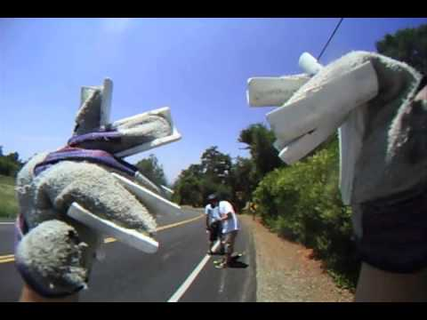 Longboard Summer 2009 wrap up (GOPRO)