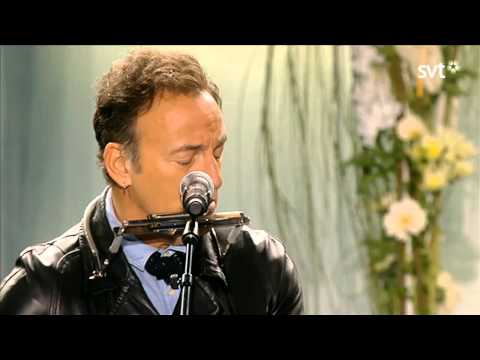 Bruce Springsteen - We Shall Overcome (Utøya Memorial Concert - 2012)