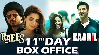 Download RAEES Vs KAABIL - 11th DAY BOX OFFICE COLLECTION - Early Trends - FANTASTIC 3Gp Mp4