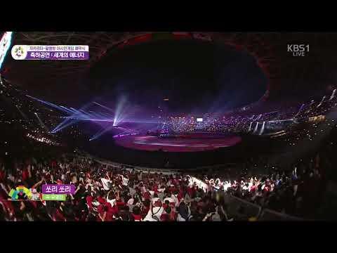 Asian Games 2018... Super Junior