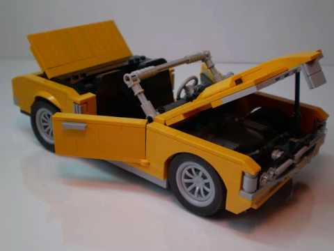 LEGO Car Collection 2009-2010