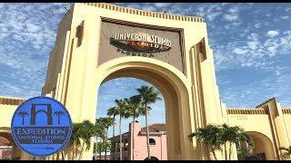 The History of Universal Studios Florida | Expedition Universal Studios Florida