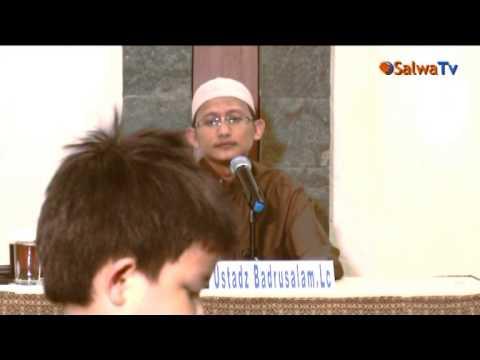 Mengenal Nama Dan Sifat Allah Oleh:Ustdaz Badrusalam,Lc Part 2