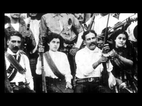 POPURRI REVOLUCIONARIO - LA CUCARACHA, MARIETA, LA ADELITA