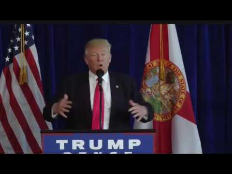 Donald Trump FULL Press Conference 7/27/16