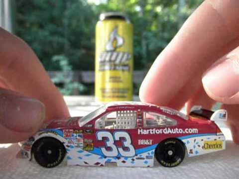 My NASCAR Diecast Review On Clint Bowyer's 2010 The Hartford Auto Insurance Chevy