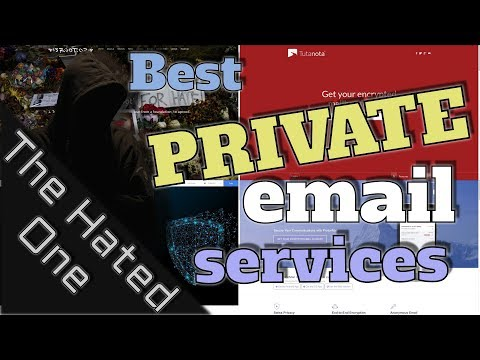 Best secure and private email services review - guide to Gmail alternatives and encrypted email