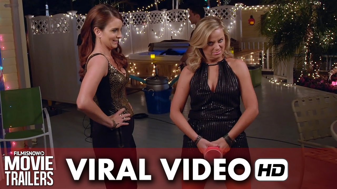 Sisters VIRAL VIDEO 'The Farce Awakens' (2015) Amy Poehler, Tina Frey [HD]