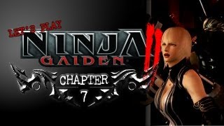 Ninja Gaiden 2 - CH7 [Master Ninja] (All Weapons)