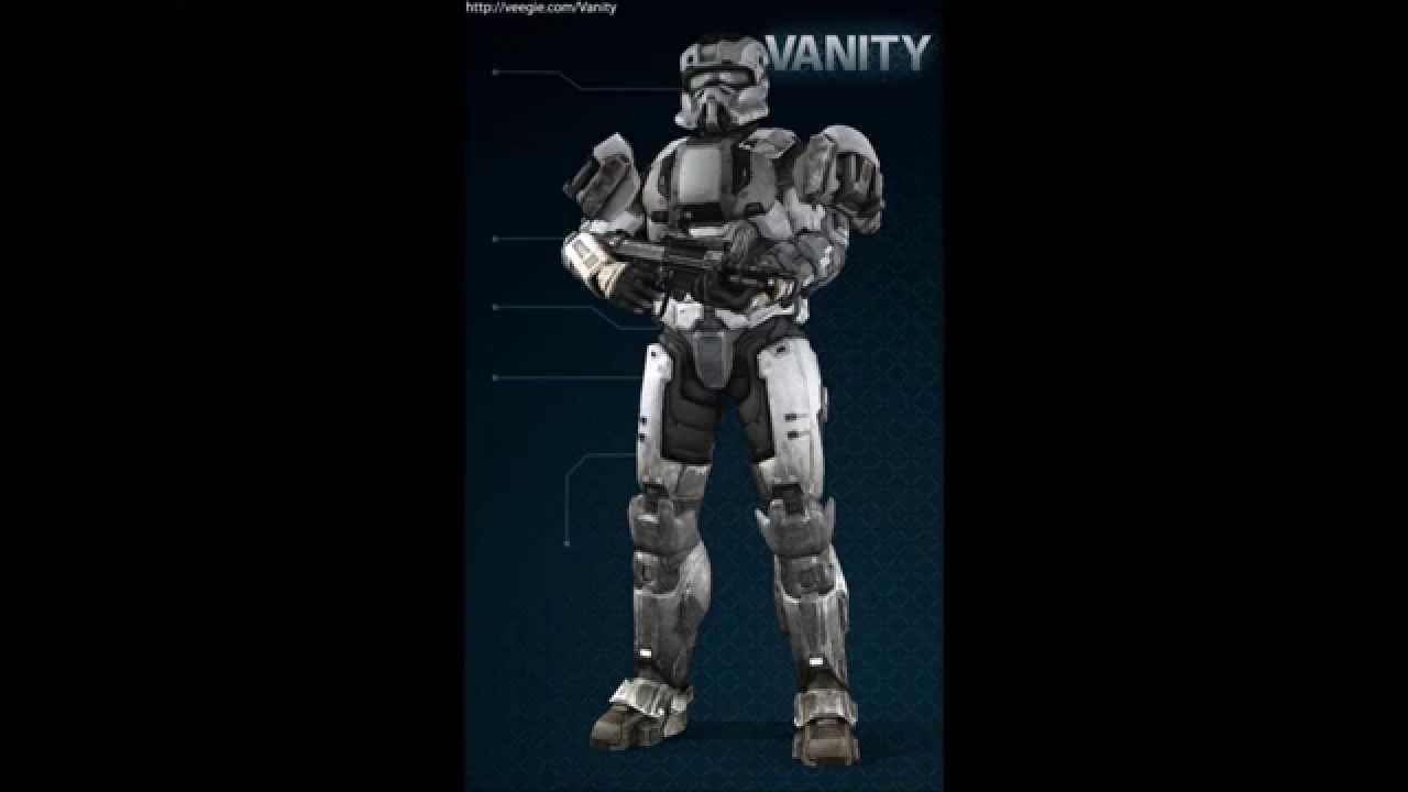 Halo Reach Armor Customizer Cool Halo Reach Armor Combos