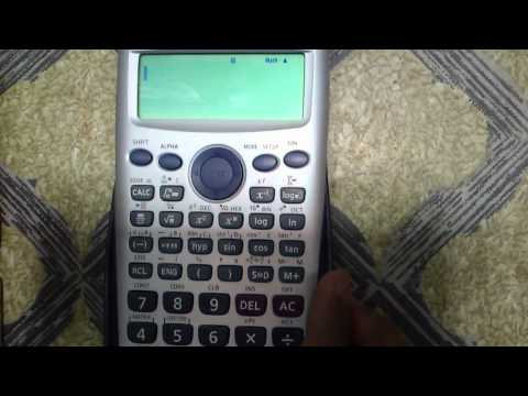 10 Additional Cool Features of Casio fx-991ES Scientific Calculator!