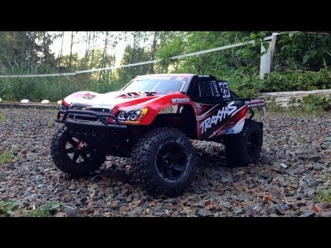 NEW slash 2wd final build video!