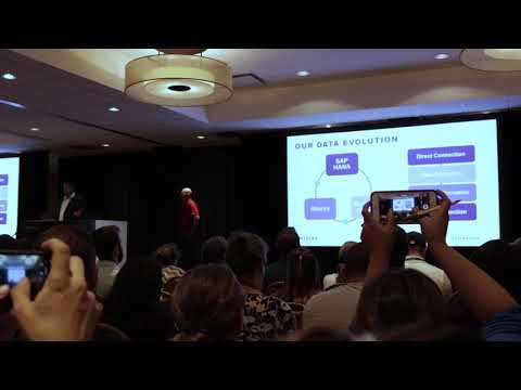 Alteryx Inspire 2019 - Honeywell Finance's secret to digital transformation & automated forecasts