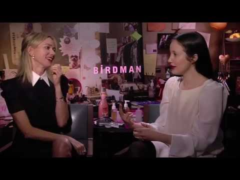 Naomi Watts and Andrea Riseborough say filming 'Birdman' was incredibly challenging