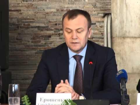 Выездное заседание Правительства Иркутской области в Саянске