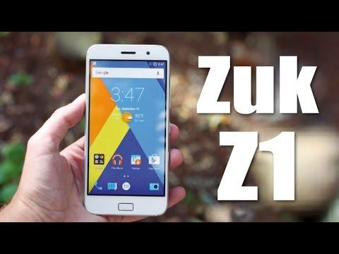 VIDEO: LENOVO ZUK Z1 |  ANÁLISIS EN ESPAÑOL