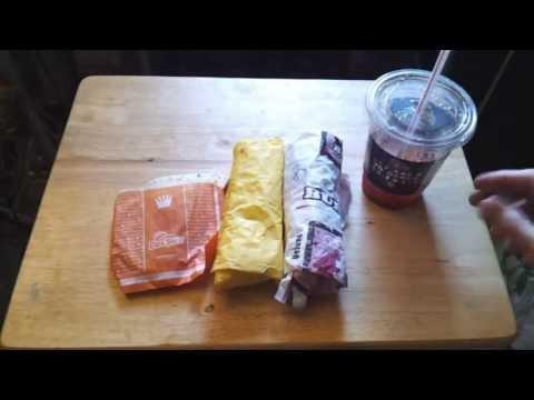 Del Taco - Menu Refresh - Fast Food Review