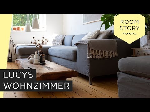 Altes, Neues, Selbstgemachtes: Lucys Wohnzimmer | Roombeez – powered by OTTO