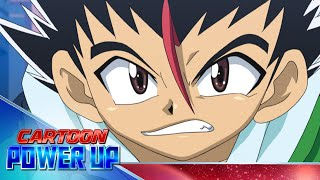 Episode 59 - Beyblade Metal Masters|FULL EPISODE|CARTOON POWER UP