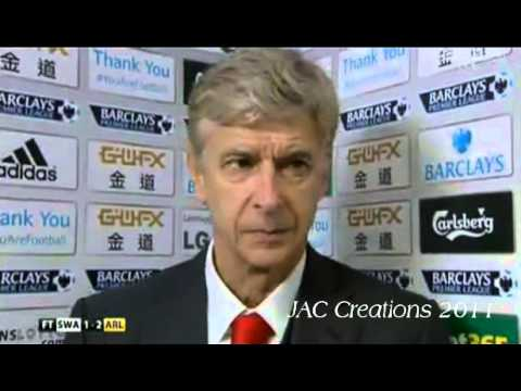 Arsene Wenger Post Match Interview Swansea 1-2 Arsenal 28/9/13