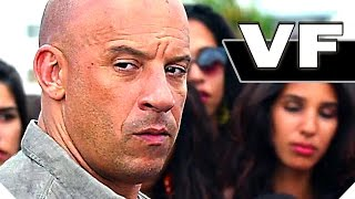 Fast and furious 8 - bande annonce vf officielle (2017)