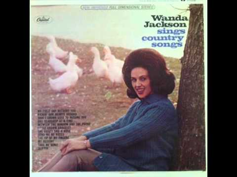 Wanda Jackson - Between The Window And The Phone