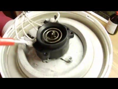 Ремонт протекающего чайника своими руками