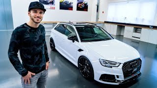 ABT Audi RS3 500PS | Performance Pur | Daniel Abt