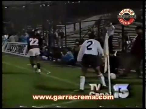 (Copa Libertadores; 24.04.91) Colo Colo 2 - Universitario de Deportes 1