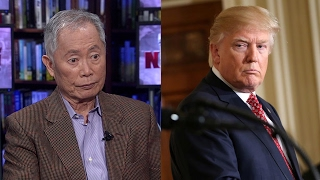 "George Takei on 75th Anniv. of Internment of Japanese Americans & Why Trump is ""The Real Terrorist"""